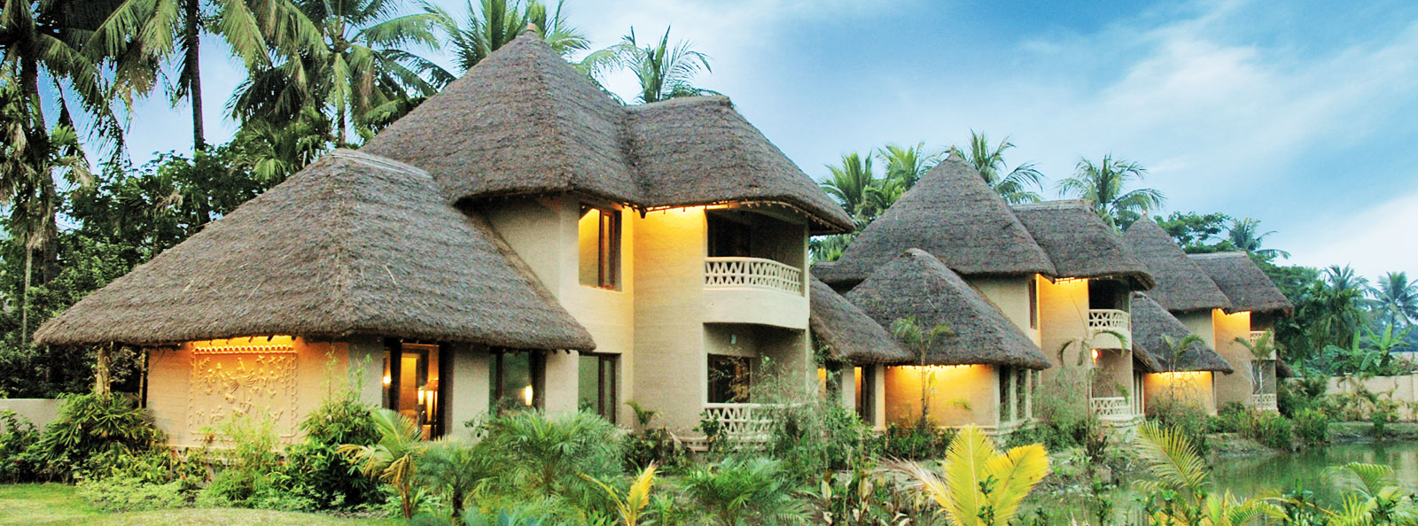 Vedic Village Spa Resort Wellness Resort In India